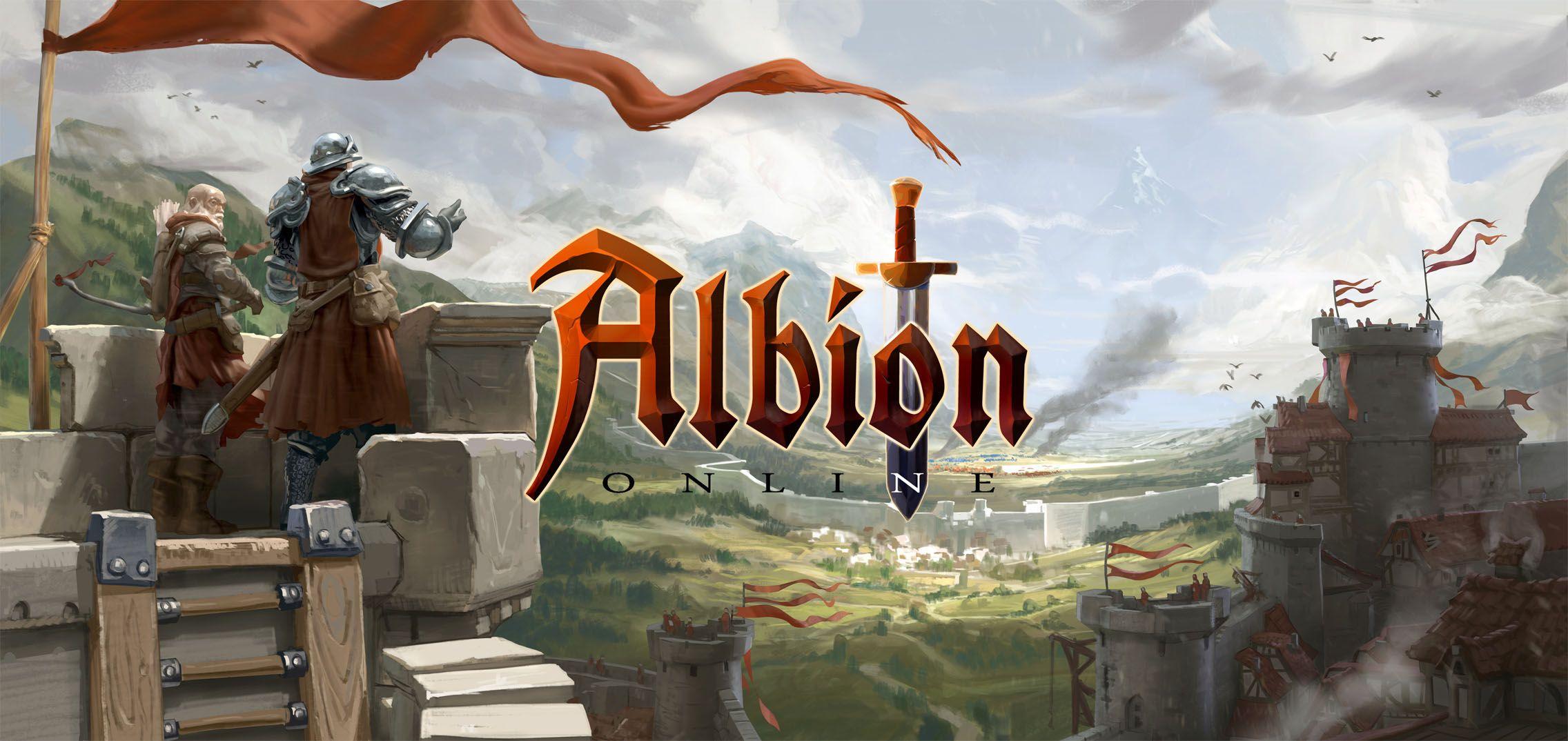 iOS Beta Test For Sandbox MMORPG Albion Online Is Now Under