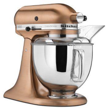 copper kitchen aid mixer - Google Search