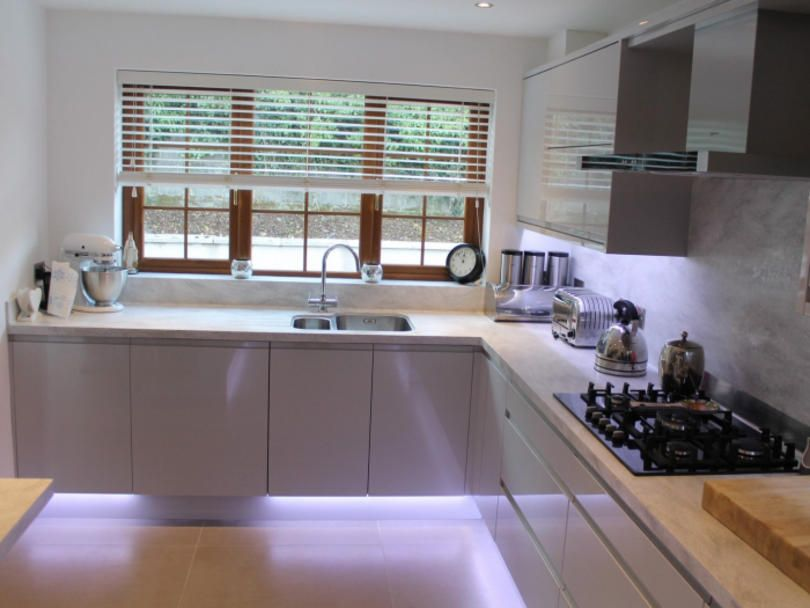Best Led Lighting Under The Cabinets Will Create The Illusion 400 x 300