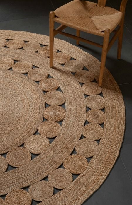 Round Rugs for a Modern Home Decor