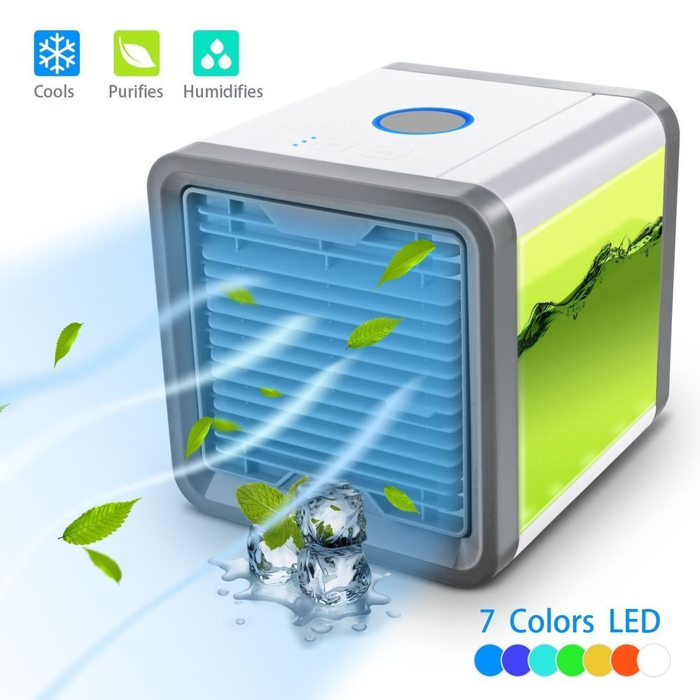 Air Cooler Space Personal Conditioner Portable Fan Mini Arctic Quick Cool Usb Unbranded Climatiseur Portable Climatiseur Et Mini Climatiseur
