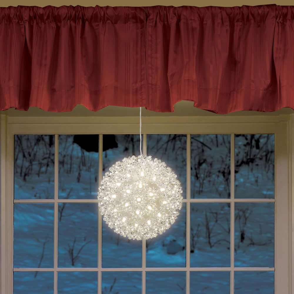 Christmas Super Bright LED Sphere Indoor Outdoor Porch