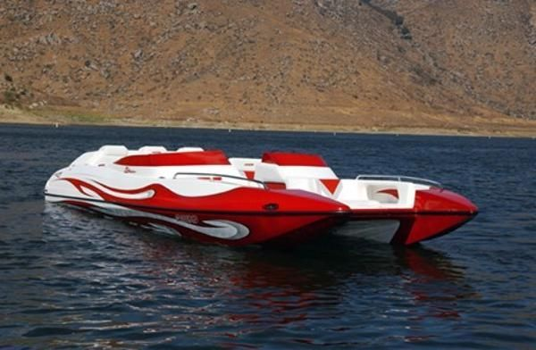 Ultra Deck Boat For Sale