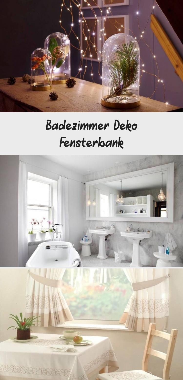 Badezimmer Deko Fensterbank With Images Home Decor Decor