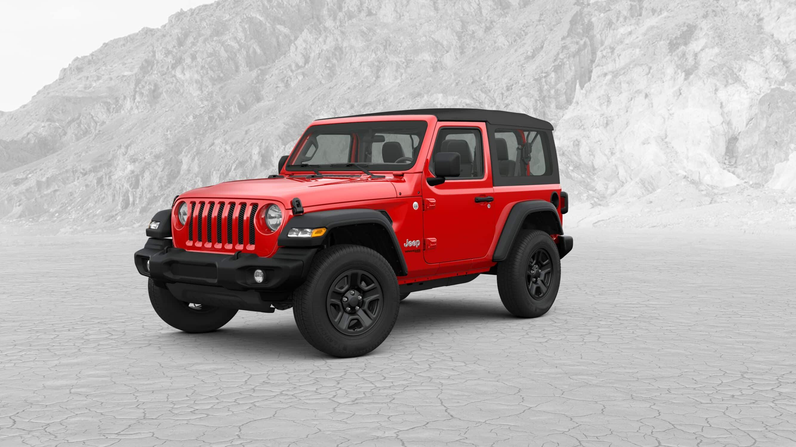 Build Price A 2019 Jeep Wrangler Today Jeep With Images Jeep Jeep Wrangler Monster Trucks