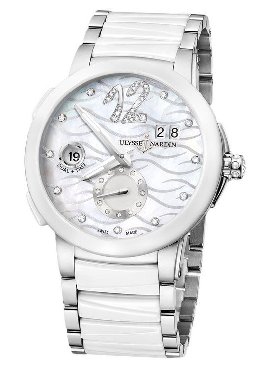 Ulysse Nardin Dual Time Executive Lady Watch