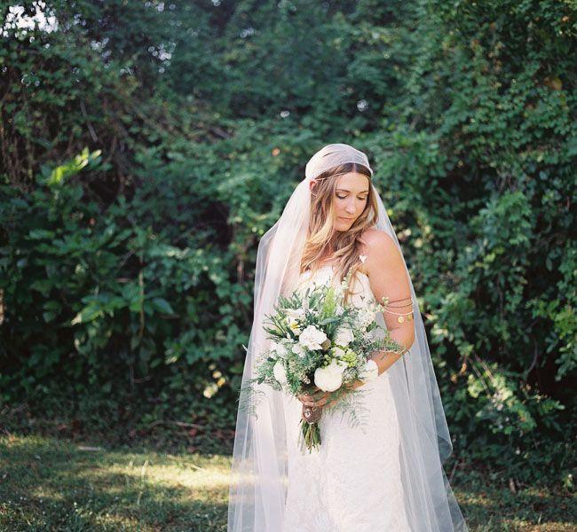 Beautiful Boho Bride