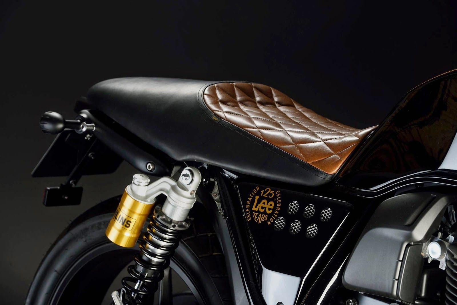Racing caf honda cb 1100 lee by bad seeds motorcycle club