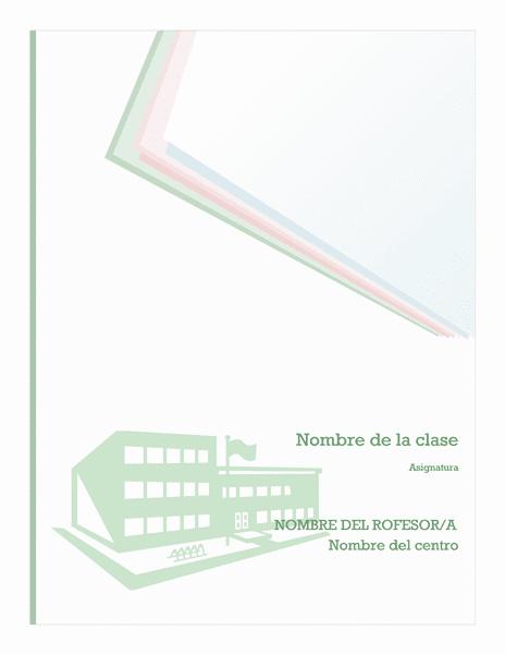 Free Online Gratis Descargar Plantilla Kit De Cuaderno Escolar De Letters Symbols