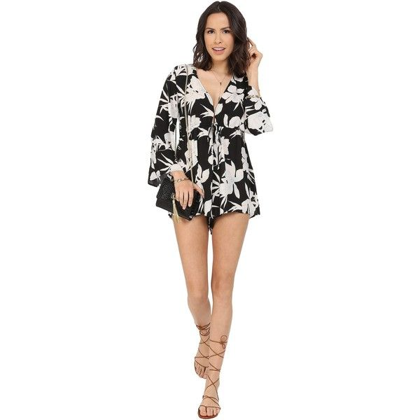 d8bf197be2f0 Show Me Your Mumu Roxy Romper (Lily Collins) Women s Jumpsuit  amp .