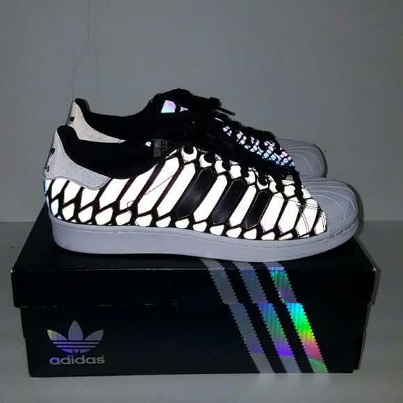 c583169aaa88d Adidas Xeno Superstar Shoes Worn once. Sz 9 in Mens. Adidas Shoes Sneakers