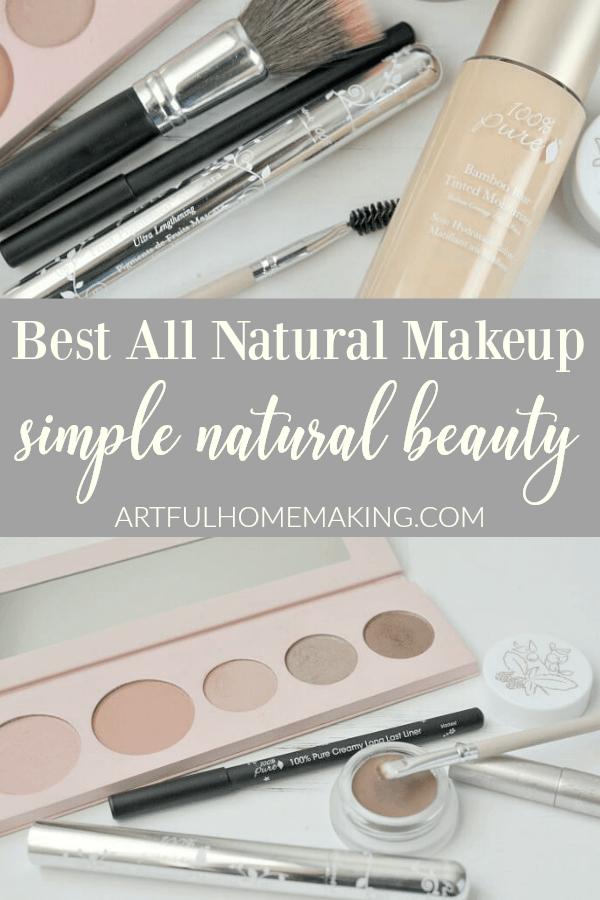 Best Natural Makeup Brands + 100 Percent Pure Review