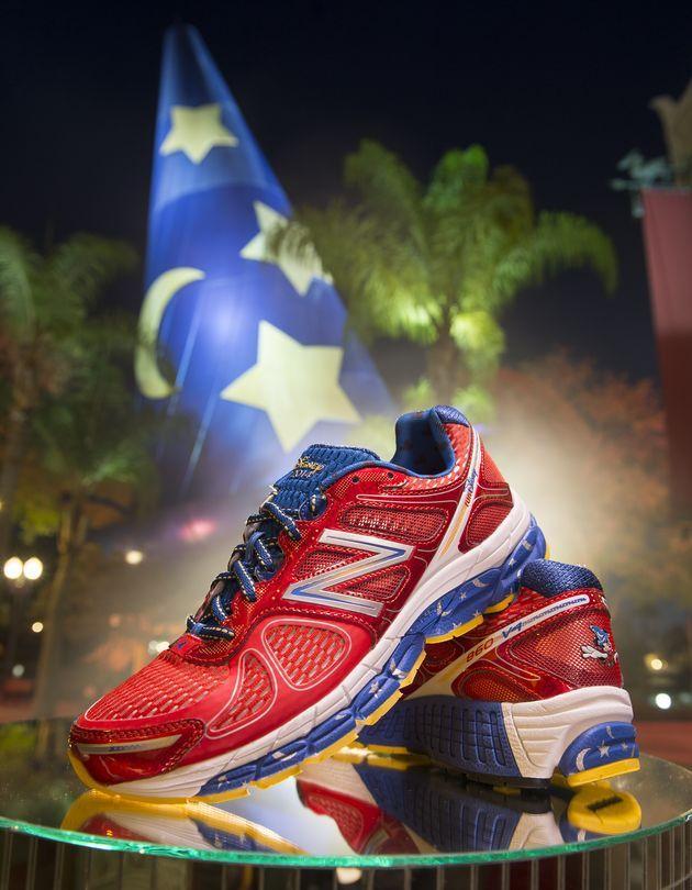 Disney running shoes, New balance shoes