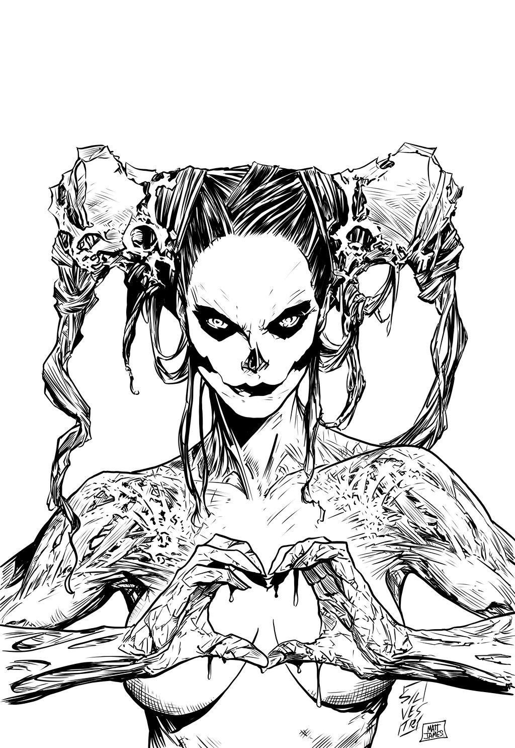 Killjoy, Matt James on ArtStation at https://www.artstation.com ...