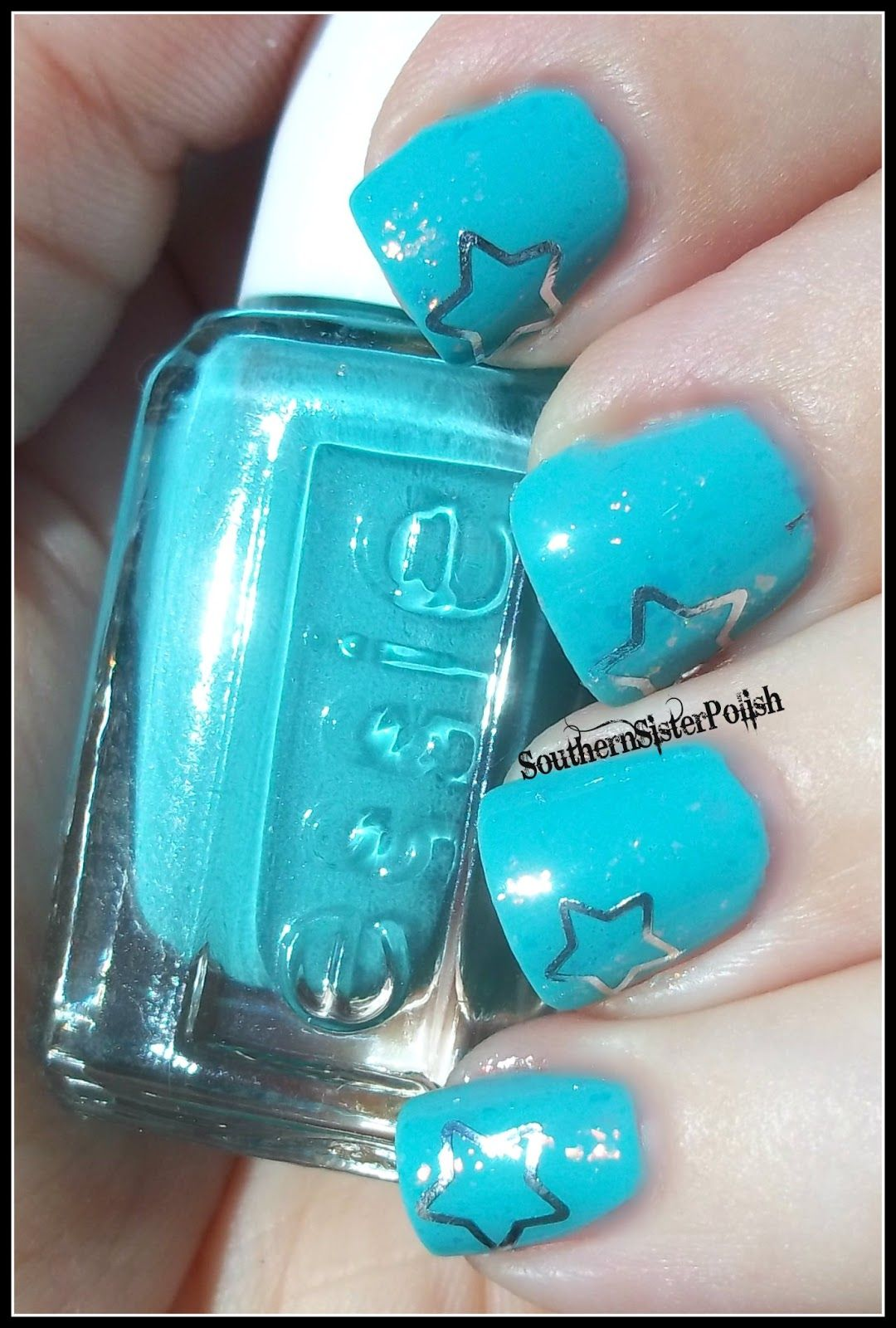 Southern sister polish water nail decals from born pretty