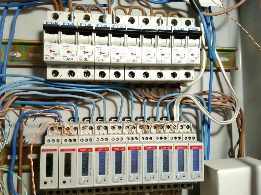 KMtronic Modbus LAN TCP/IP to Modbus RS485 RTU Serial