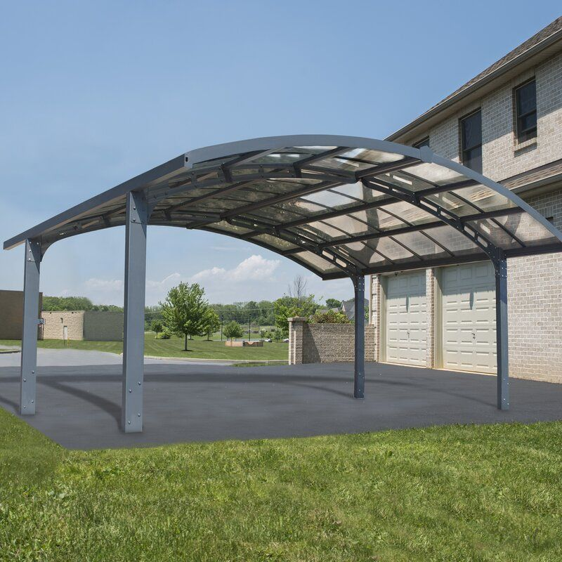 Arizona Double Breeze 5 m W x 6 m D Carport Carport