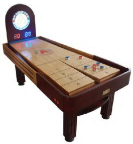 Lovely Tavern Snap Back Rebound Shuffleboard Table | From Snap Back Shuffleboard |  Get More Information About