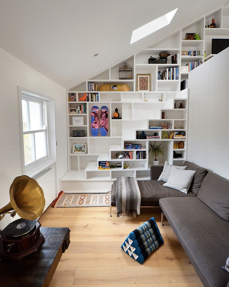 Aménagement Mezzanine Petit Espace 10 idées déco pour aménager le dessous d'un escalier