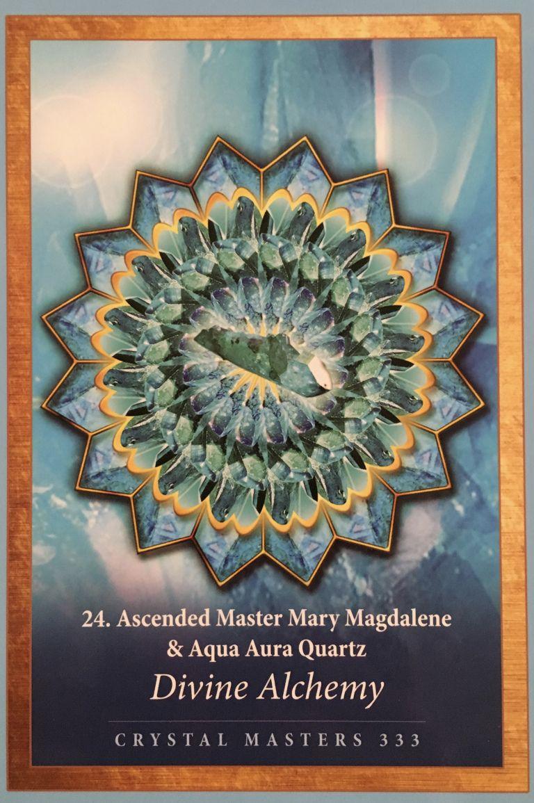 Crystal Masters 333 Alana Fairchild