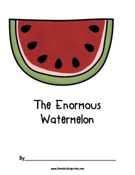 sequencing pictures for enormous watermelon