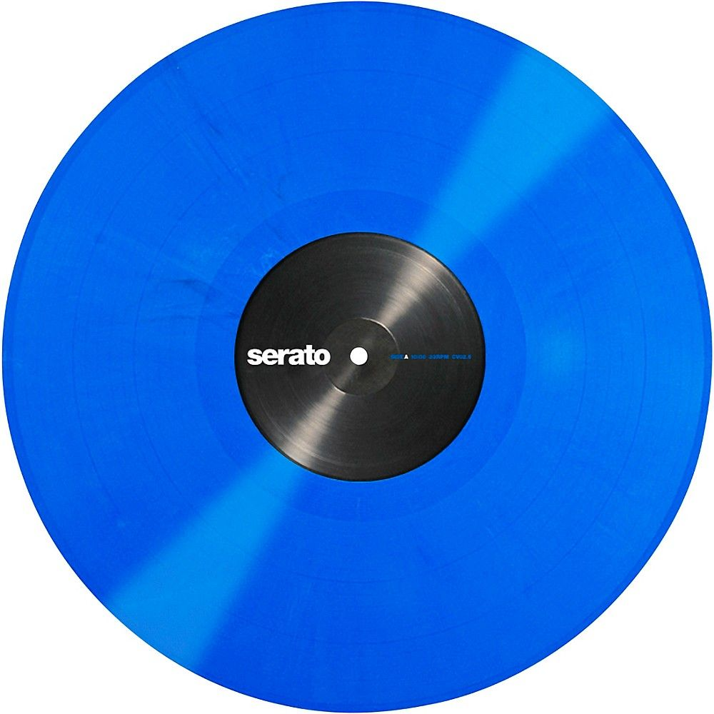 Serato 12 Inch Control Vinyl Performance Series Official Jacket Pair In 2020 Vinyl Vinyl Records Performance