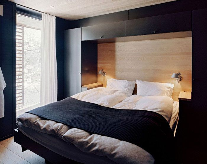 Norwegian Interiors norwegian interior decor | contemporary mountain lodge in norway