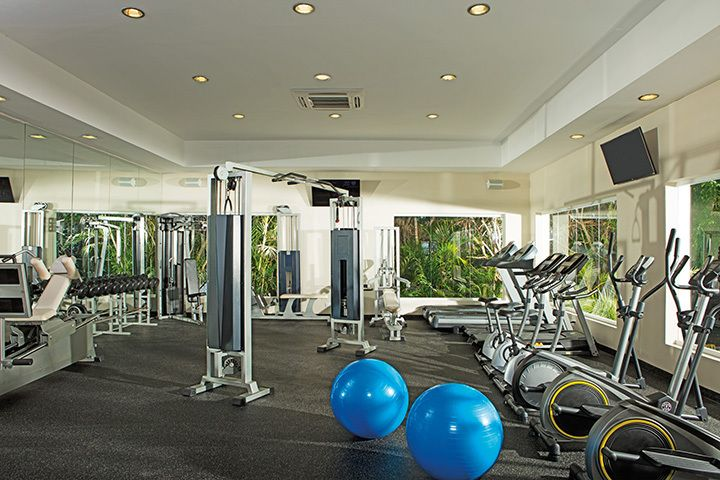 Keep Your Fitness Routine Or Start A New One At The Fully Equipped Fitness Center At Sunscape Puerto P All Inclusive Family Resorts Puerto Plata Family Resorts