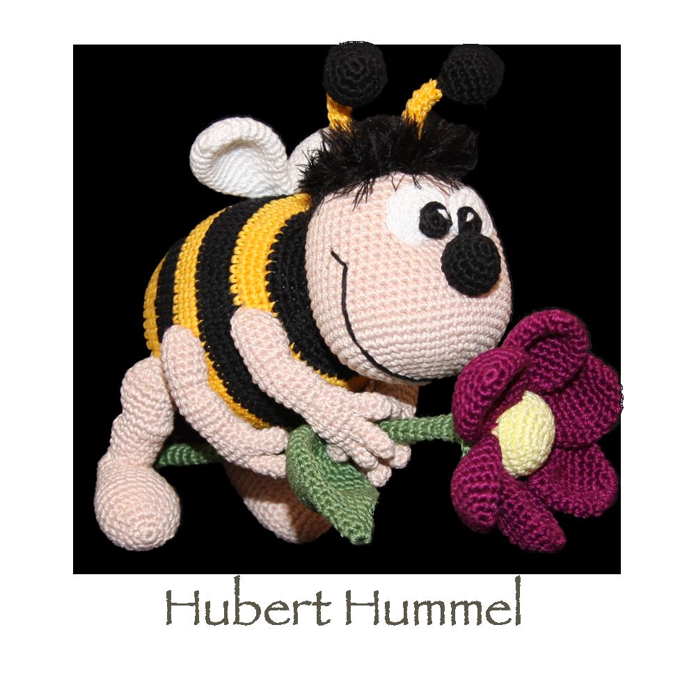 Hubert Hummel | Häkeln | Pinterest | Häkeln, Amigurumi und Handarbeiten