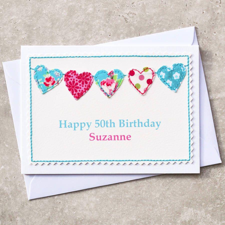 Handmade birthday card for girls kort pinterest cards