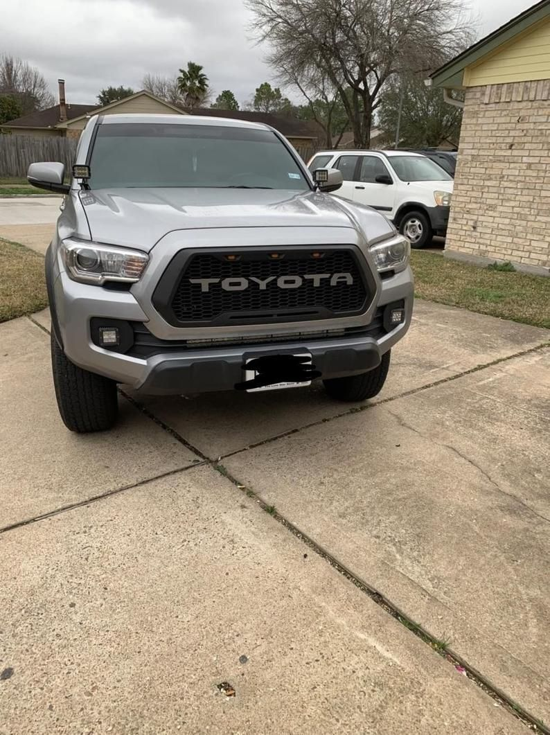 16'17' Raptor Grille Etsy in 2020 Custom grill