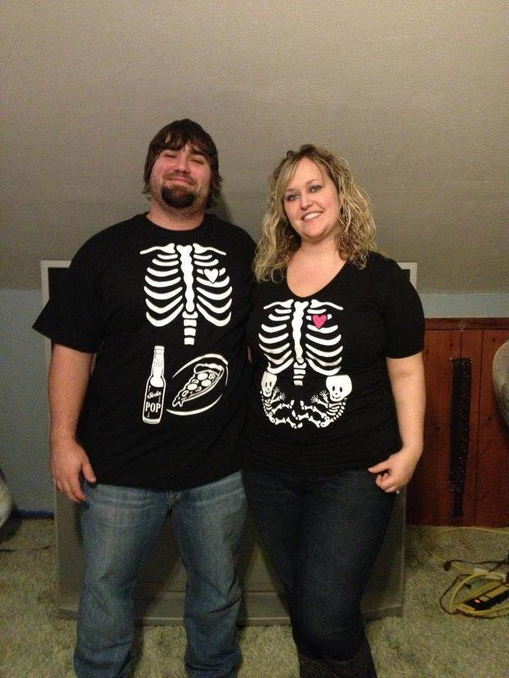 See 13 cute Halloween pregnancy announcements and one thats – Fun Baby Announcement