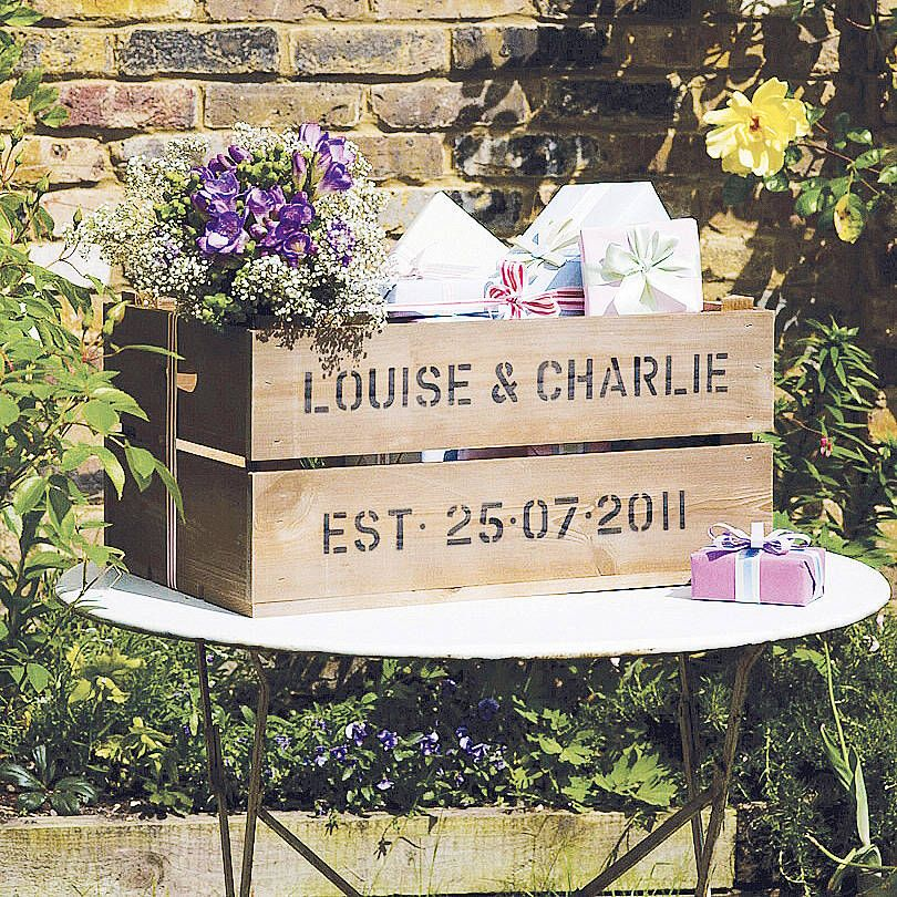 Next Wedding Gift Box : ... gifts personalised gifts gift boxes wedding decorations wedding gift