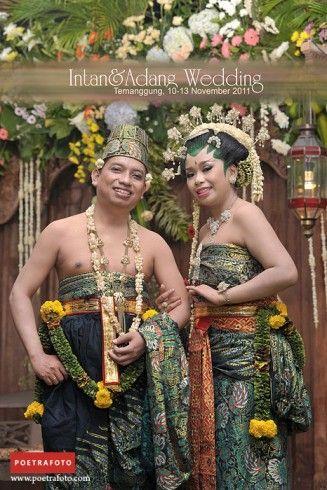 Foto Pernikahan Adat Jawa Pengantin Paes Ageng Bridaltribe