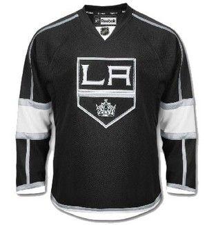 finest selection 853ba ae7e7 LA Kings Jersey   La kings #hockey   Pinterest   Nhl jerseys ...