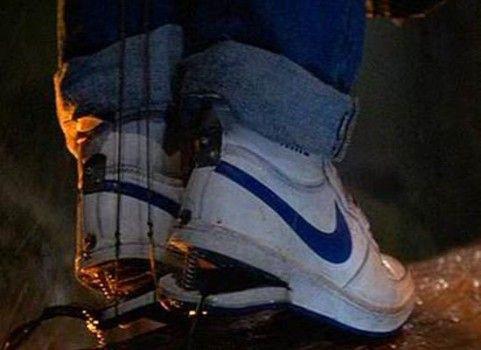 The Goonies (1985). Nike Sky Force Hi