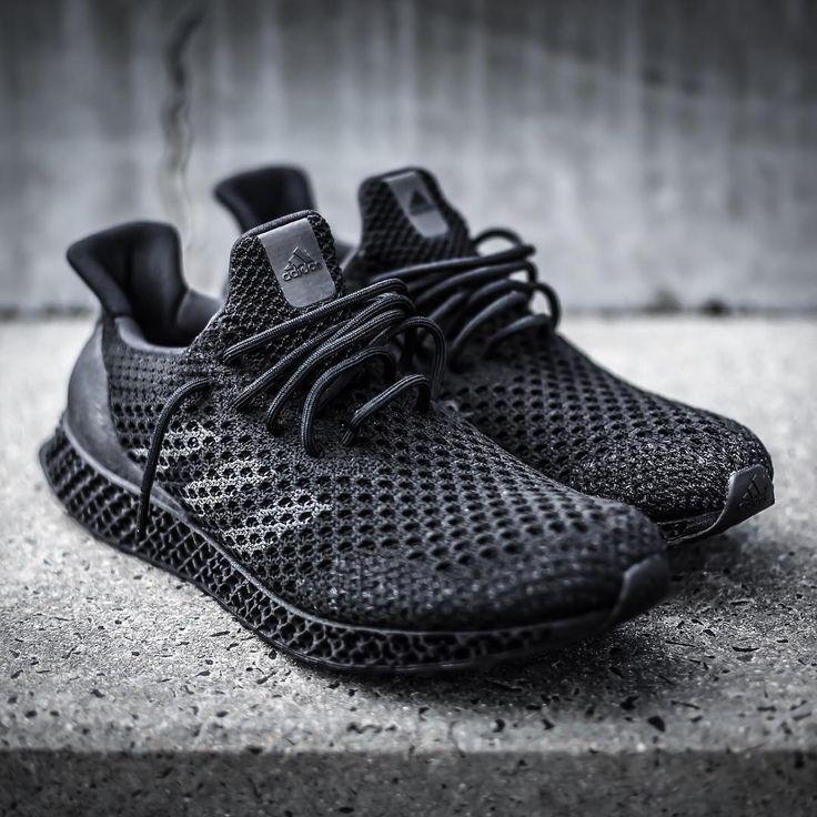 Adidas futurecraft all black by fe-lix
