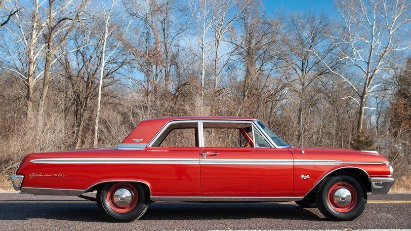 1962 Ford Galaxie 500 F124 Chicago 2018 Ford Galaxie 500 Ford Galaxie Galaxie 500