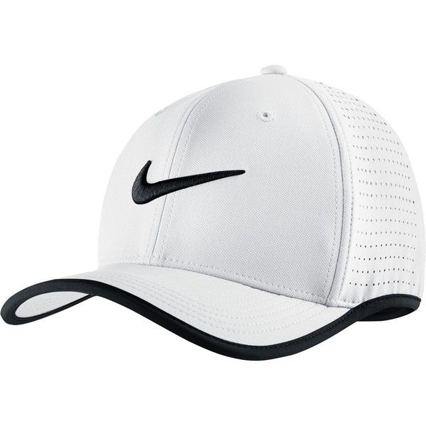 huge discount 7a2c5 989f4 Nike Aerobill Classic 99 Hat ( 24) ❤ liked on Polyvore featuring accessories,  hats, nike hat, dri fit hats, adjustable hats, strap back hats and summer  ...