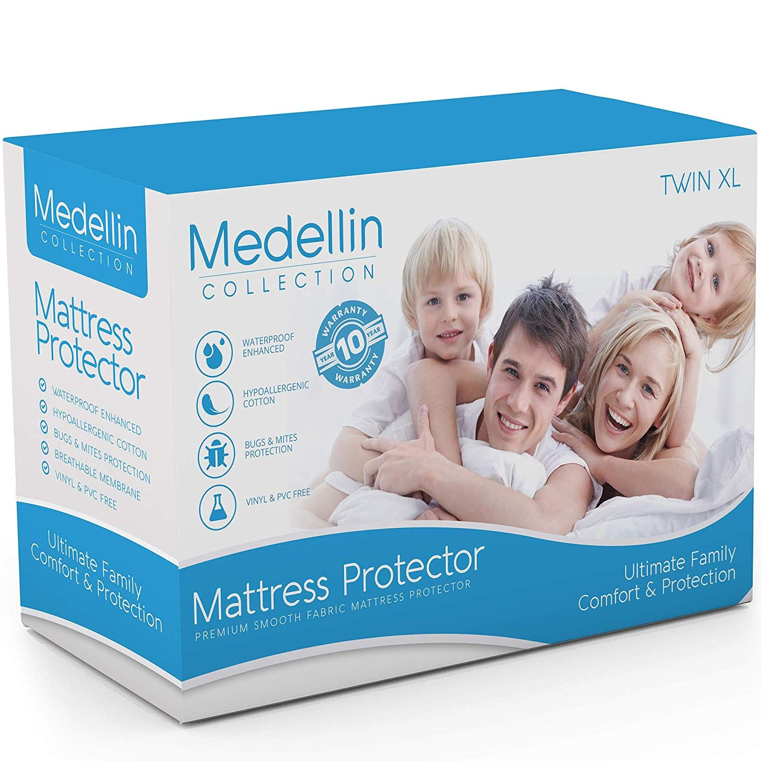 Best Mattress Protector Collection Buy Only The Best Mattress Protector And Make Your Life Eas Mattress Protector Waterproof Mattress Queen Mattress
