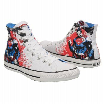4505d76baa47 Converse Men s CT All Star Superman Shoe