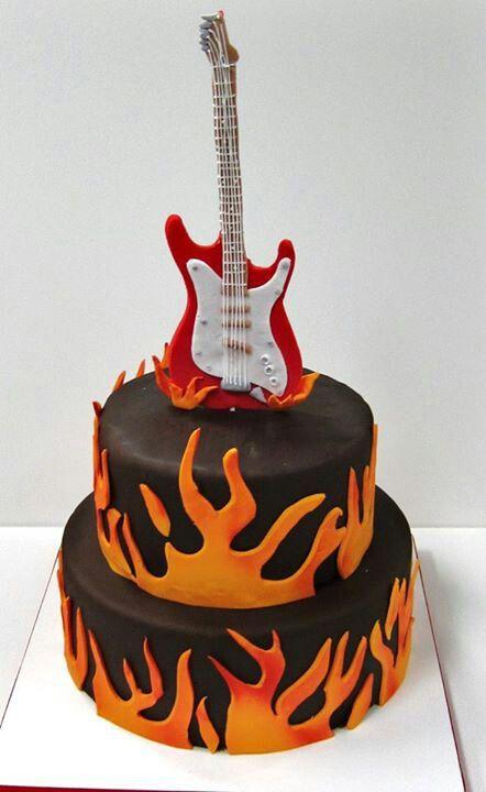 Rockstar Cake Designs