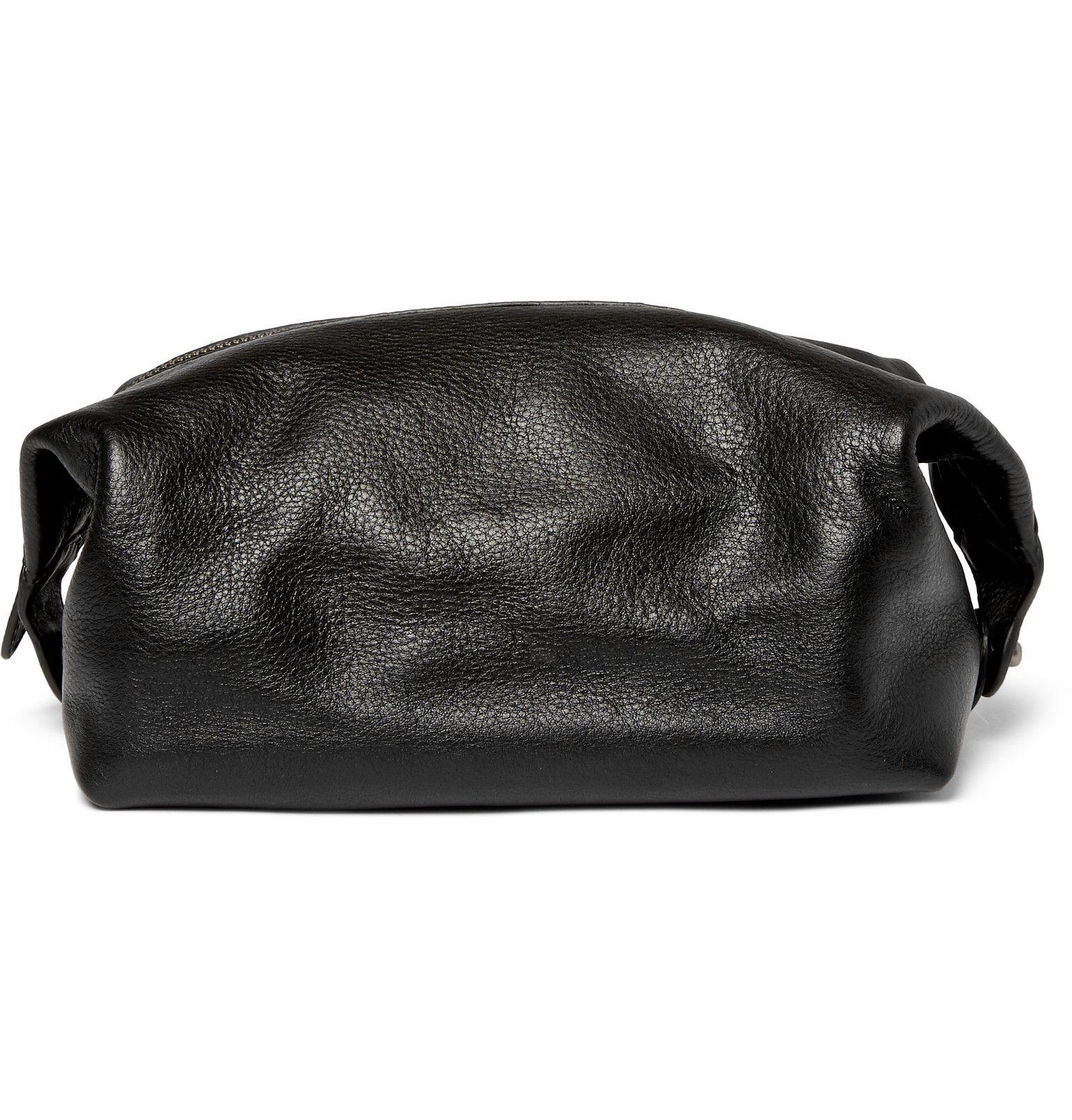 a615f657366e Polo Ralph Lauren - Full-Grain Leather Wash Bag