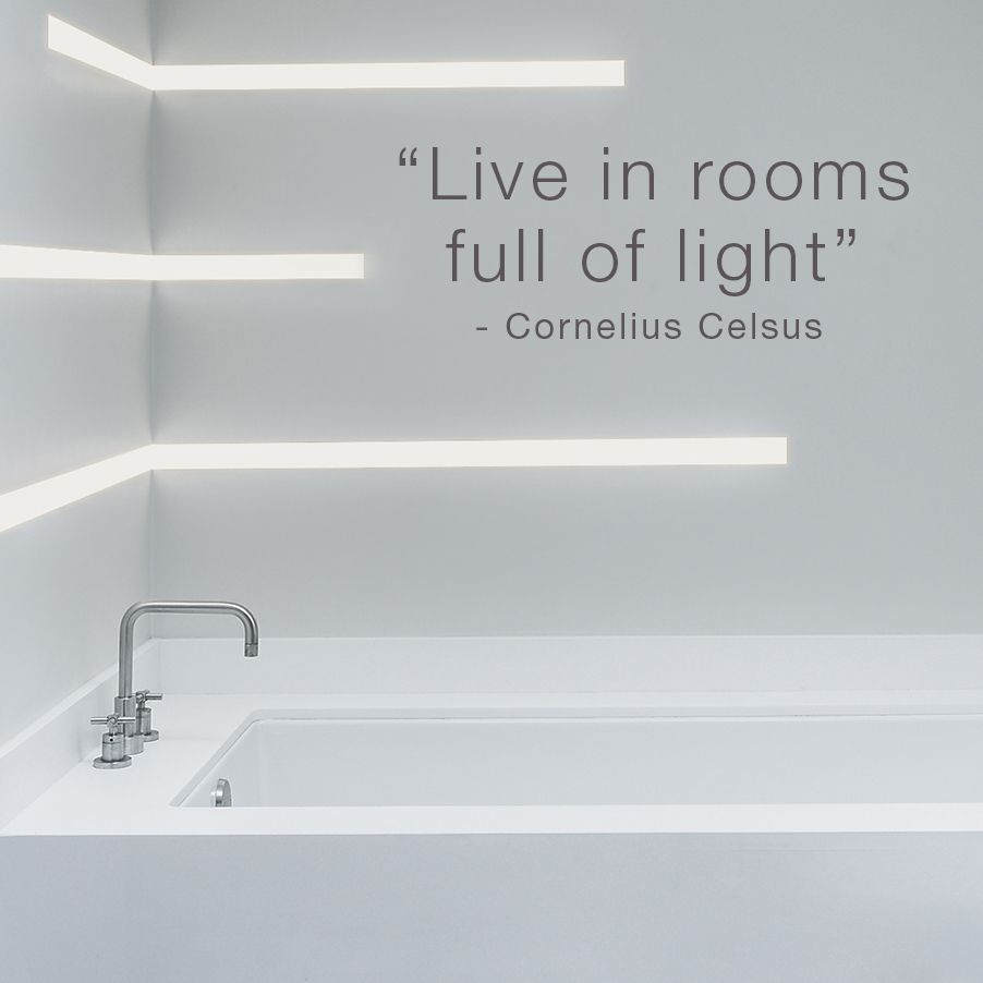 Modern Lighting Quotes Live In Rooms Full Of Light