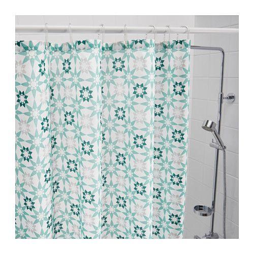 Ingeborg Rideau De Douche Ikea Bathroom