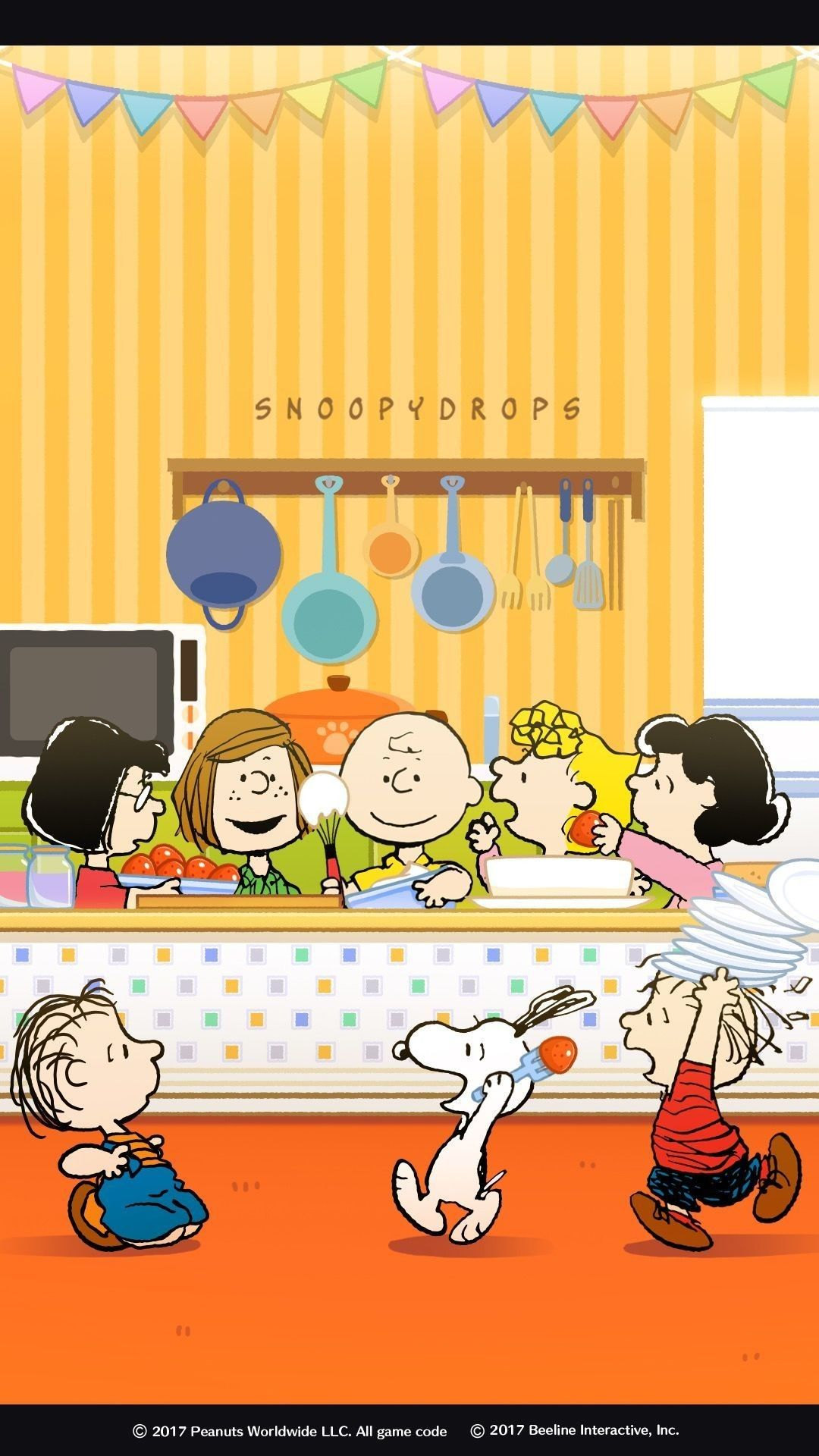 Cute Happy Thanksgiving Wallpaper Iphone in 2020 Snoopy