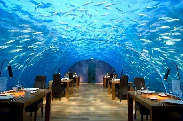 Hilton Hotel Maldives