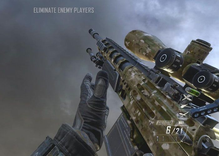 How To Get Ghost Camo On Black Ops 2