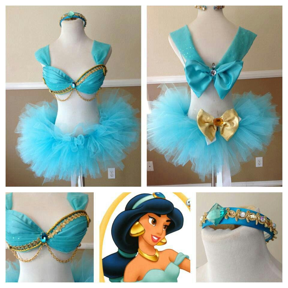 Princess Jasmine inspired EL outfit. - love for a princess themed halloween costume!  sc 1 st  Pinterest & Princess Jasmine inspired EL outfit. - love for a princess themed ...