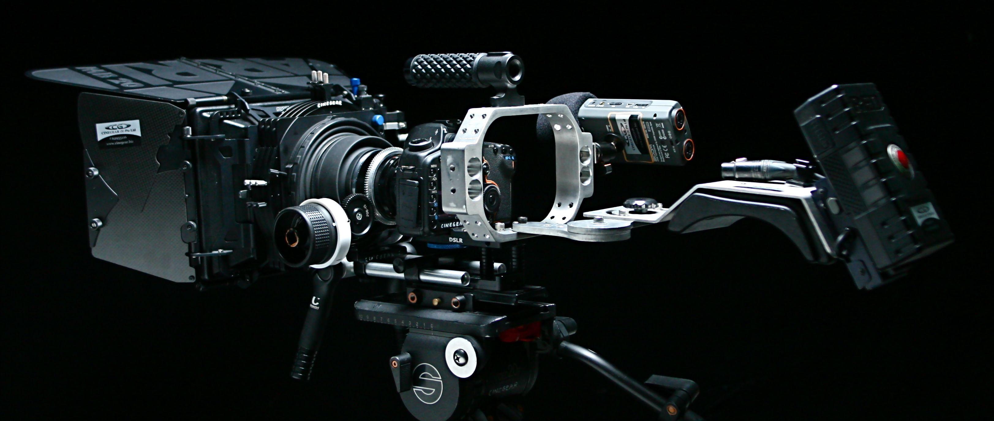 Camera Camera Dslr Rig pinterest the worlds catalog of ideas crazy dslr rig